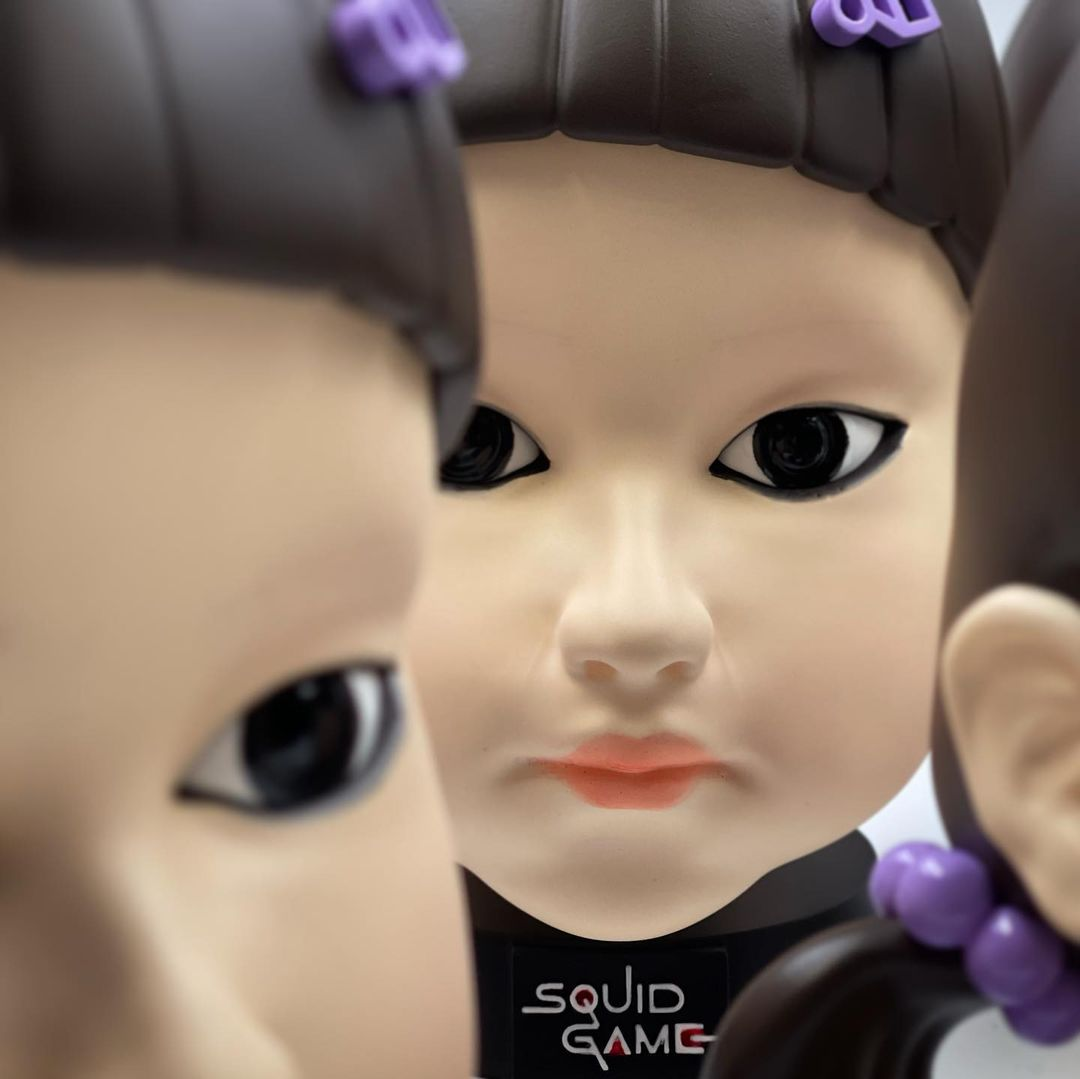 squid game doll