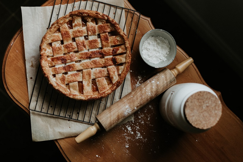 Bake the perfect pie