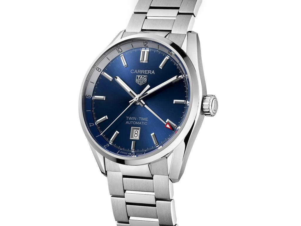 TAG Heuer Carrera Twin-Time Date 41mm