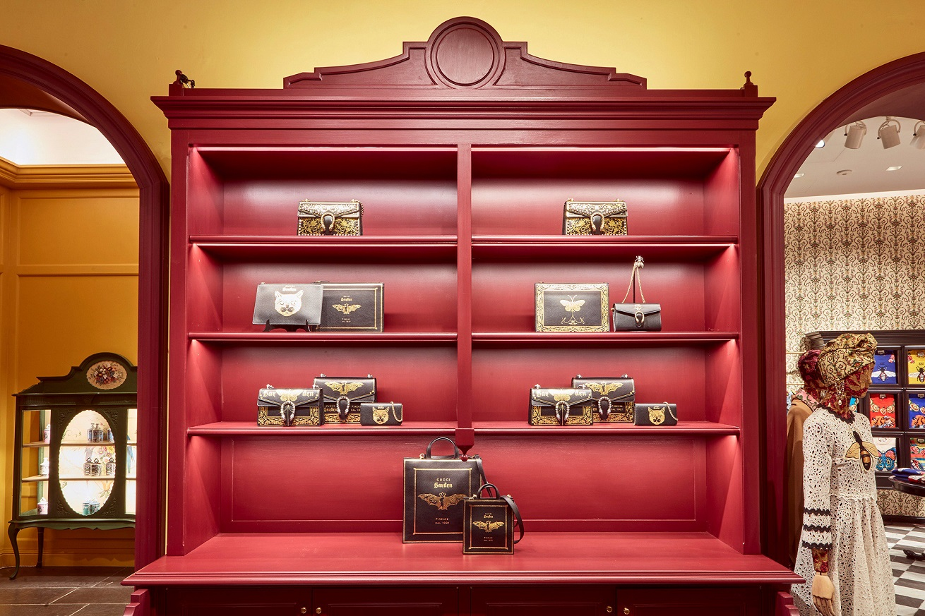 Gucci Store Florence