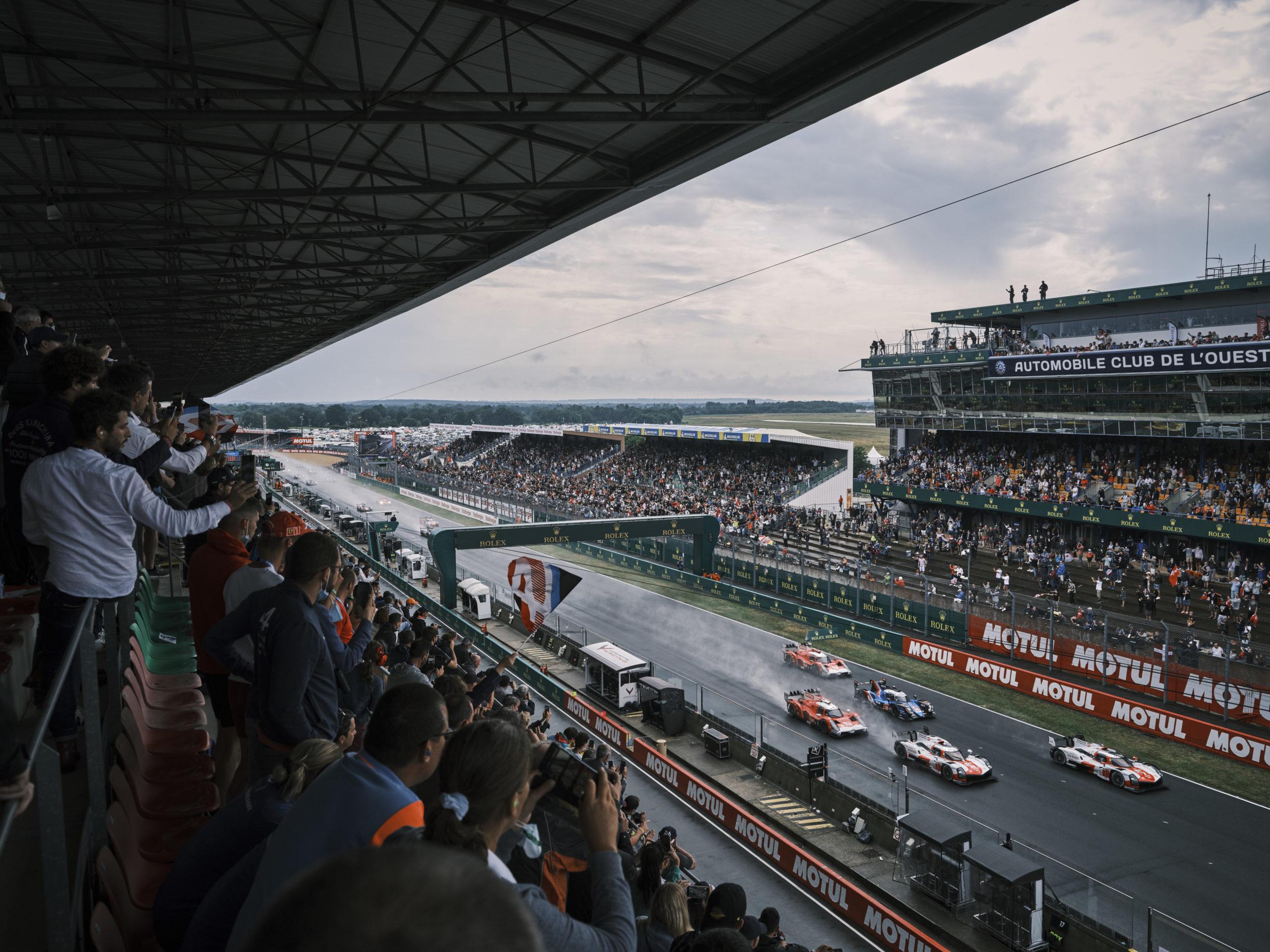 MVMT 2021: Rolex And Its Spirit Of Endurance In Motorsport